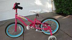 "DiamondBack 16"" Girl Bike ""Mini Della Cruz"" - $89 (redwood shores)"