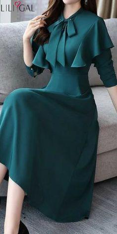 Moda vintage fashion outfits hats new Ideas Stylish Dresses, Cute Dresses, Vintage Dresses, Beautiful Dresses, Casual Dresses, Prom Dresses, Wedding Dresses, Skater Dresses, Modest Dresses