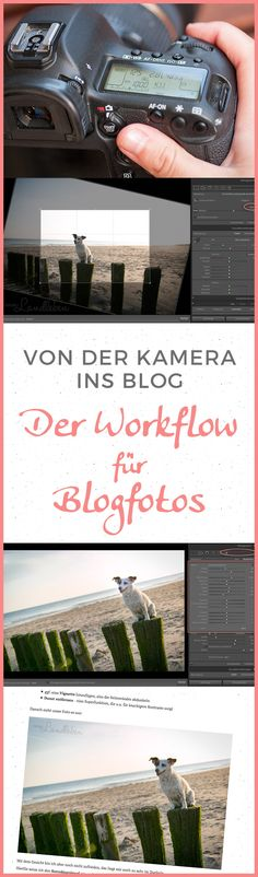 Von der Kamera ins Blog: der Workflow für Blogfotos  #fotografie #photography  #tipps #bloggingtips #blogging #tutorial  #workflow