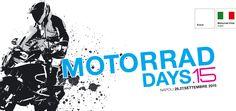 Motorrad Days 2015  Si terrà nella splendida cornice partenopea il primo Motorrad Days organizzato da Motorrad Club Italia. Paesaggi,  enogastronomia e cultura partenopea sanno gli ingredienti di un favoloso week-end all'insegna dell'amicizia e al piacere di stare insieme.  Visita www.motorradclubitalia.it