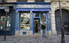 Where to find the best bakeries in Paris, for baguettes, loaves and   traditional sandwich fare