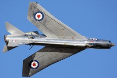 Why can't English Electric Lightning's fly in UK airspace