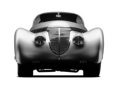 Hispano Suiza H6C Xenia Coupe by Saoutchik (1938)