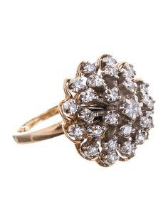 Diamond Ring 0.75ctw