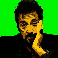 55-POP Art. Al Pacino II.