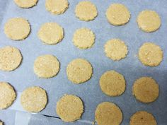 The Informal Chef: Almond Nestum Cookies/Nestum杏仁曲奇饼 Almond Cookies, Yummy Cookies, Chocolate Cookies, Chinese New Year Cookies, Ground Almonds, Cookie Recipes, Food And Drink, Baking, Cake