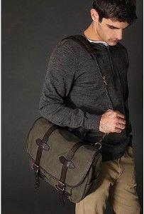 Filson Medium Field Bag review at Kaboodle