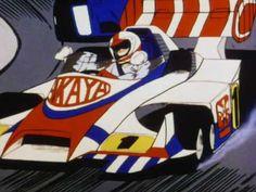 I cartoni degli anni 80 - Grand Prix il supercampionissimo
