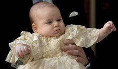 Prince George christening in London on 10-23-13
