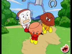 アップルパイ❤アンパンマン アンパンマン にこにこパーティ 歌 ダンス アニメ ゲーム Japanese TV Animation Anpanm...