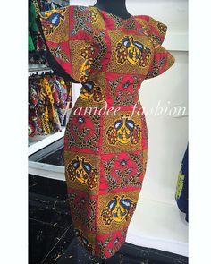 African Fashion Ankara, Latest African Fashion Dresses, African Print Fashion, African Prints, African Print Dress Designs, Short African Dresses, Style Africain, Ankara Dress Styles, Africa Dress