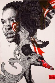 Área Visual - Blog de Arte y Diseño: Gabriel Moreno: Portada de Illustration Now!