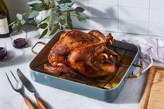 Turkey In Oven Bag, Dry Brine Turkey, Fluffy Mashed Potatoes, Turkey Sandwiches, Thanksgiving Menu, Cooking Turkey, Dinner Rolls, Turkey Recipes, Fall Recipes
