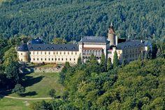 Zbiroh Castle in the Czech Republic