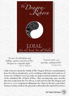 Advertisement for Loial's Book by minniearts.deviantart.com