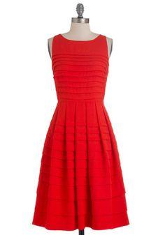 Tier to My Heart Dress, #ModCloth