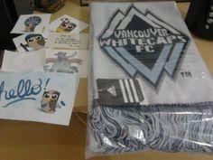 """@homnit: Acabei de receber meu cachecol do @Vancouver Whitecaps vlw coruja @HootSuite @HootSuite_BR."""