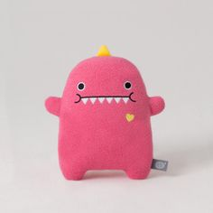 Pink Dino is the most loved monster in all of Noodoll Town and it's no surprise…