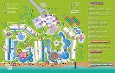 azul sensatori resort by karisma map