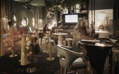 Salone del Mobile The Best Interior Design Inspiration So Far Best Interior Design, Interior Design Inspiration, Milan Design Week 2017, Top Luxury Brands, Mid Century Lighting, Living Room Pictures, Cool Lighting, Cool Furniture, Modern Furniture