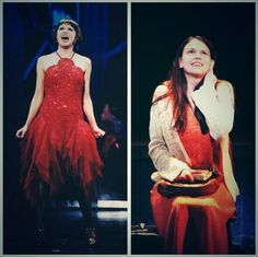 Thoroughly Modern Millie&Violet