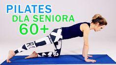 Pilates dla seniora 60 +
