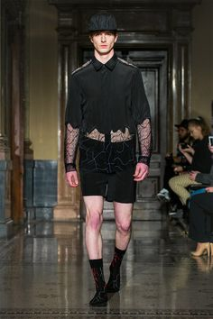 "By Adriano B. STINAK Fall/Winter 2015 by Adriano B. Share25 Mar. COLLECTION. FALL/WINTER. PRAGUE. Czech designer Vladimír Staněk presented his Fall/Winter 2015 collection during Mercedes-Benz Prague Fashion Weekend. It is called ""SEARCHINGFORLOVE"" and concentrates on accessories and hand-made pieces."