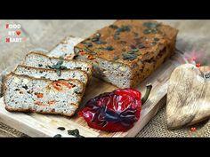Domácí CHLEBA s pečenou paprikou!! Low Carb Pečivo od Food by Heart - YouTube Low Carb, Keto, Heart, Youtube, Food, Red Peppers, Essen, Meals, Youtubers