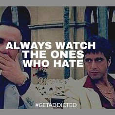 Kill em with success and bury them with a smile! Good mornin world! Scarface Quotes, Scarface Movie, Gangster Quotes, Badass Quotes, Respect Quotes, Leadership Quotes, Movie Quotes, True Quotes, Qoutes