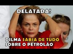 Chegou a vez de Dilma! Odebrecht entrega Dilma e diz que ela sabia de tudo