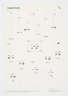 As somebody with one foot in the visual art world and the other in sound world, I have always been interested in the experimental music notation strategies. Aside from the fact that these are often beautiful artifacts, I… Graphic Score, Musical Composition, Experimental Music, Sound Art, Music Score, Sound Design, Music Stuff, Art World, Scores