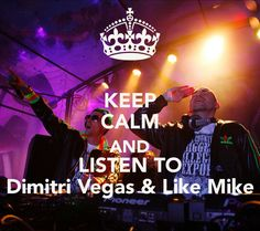 Dimitri Vegas & Like Mike best Dj's in the world 2015 ____ Dj Mag