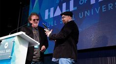 Dave Pensado Inducts Dylan Dresdow into Full Sail University's Hall of Fame