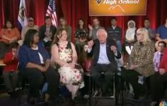 Bernie Sanders Wins Over Crowd Of Rural Trump Supporters By Exposing The Truth About Trumpcare