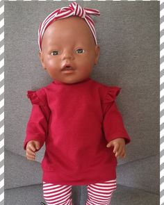Baby Born, Doll Clothes, Couture, Dolls, Petite Fille, Kleding, Baby Dolls, Puppet, Doll