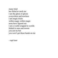 Rupi Kaur, The Sun and Her Flowers Writing Poetry, Writing Prompts, Poetry Quotes, Words Quotes, Random Quotes, Rupi Kaur Poetry, Favorite Quotes, Best Quotes, Awesome Quotes