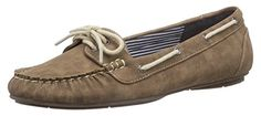 Jane Klain Bootsschuhe Deckschuhe in taupe oder navy Damenschuhe Taupe) for sale Partner, Sperrys, Moccasins, Boat Shoes, Taupe, Navy, Best Deals, Link, Fashion