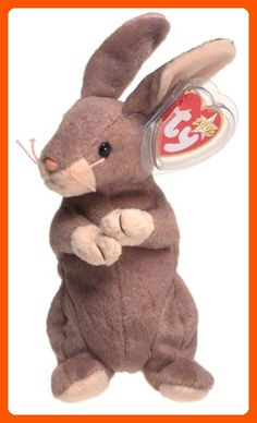 """Ty Beanie Babies Springy the Bunny Rabbit: Ty Beanie Baby Rabbit Springy poem: """"Hopping and jumping all around I never stay long on the ground I might be gone for just a while But I'll be back and make you smile! Beanie Buddies, Ty Beanie Boos, Ty Stuffed Animals, Plush Animals, Toys For Little Kids, Ty Babies, Beenie Babies, Ty Toys, Baby Doll Nursery"""