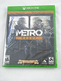cool Metro Redux (Microsoft Xbox One 2014) Tracking and crush resistant envelope - For Sale View more at http://shipperscentral.com/wp/product/metro-redux-microsoft-xbox-one-2014-tracking-and-crush-resistant-envelope-for-sale/