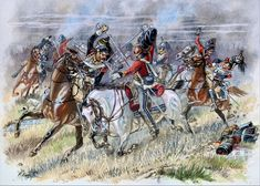 Napoleon, Bataille De Waterloo, Hundred Days, Soldiers, Les Oeuvres, Grande, Past, Empire, Death