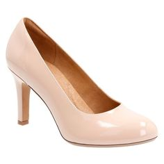 Rank & Style - Clarks Heavenly Star Pump #rankandstyle