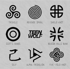 Teen Wolf 's signs