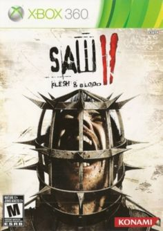 Saw II Flesh & Blood - Xbox 360 - Xbox 360 Games $40.56