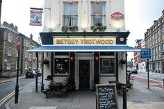 Betsey Trotwood - Clerkenwell