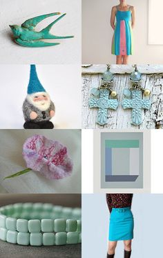 Color Mix by Ilona on Etsy--Pinned+with+TreasuryPin.com