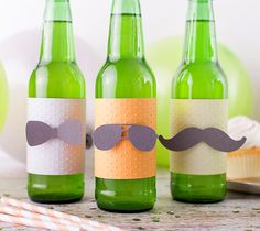 Father's Day Bottle Wraps
