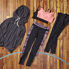 Motivation? Check. #activewear