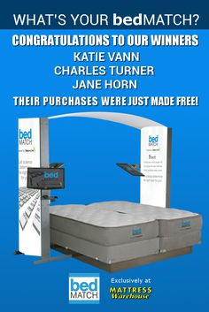 using bedmatch at mattress warehouse we help you find the perfect bed giving you correct support and a great nightu0027s sleep come to mattress warehouse to