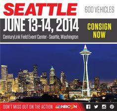 Mecum Auction - Seattle 2014 Consignment List
