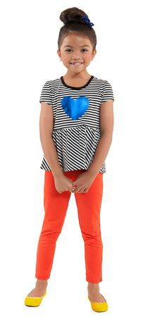 Shining Hearts Outfit [Pin to Win 5 New Outfits to FabKids!] Re-pin your favorite outfits & go to our entry form for a chance to win:  https://www.facebook.com/LoveFabKids/app_588198187877399 #fabkids